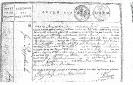 Overlijdensakte van Jan Pijppelink(!) (19-07-1822)